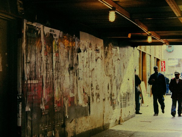 NYC Walkway