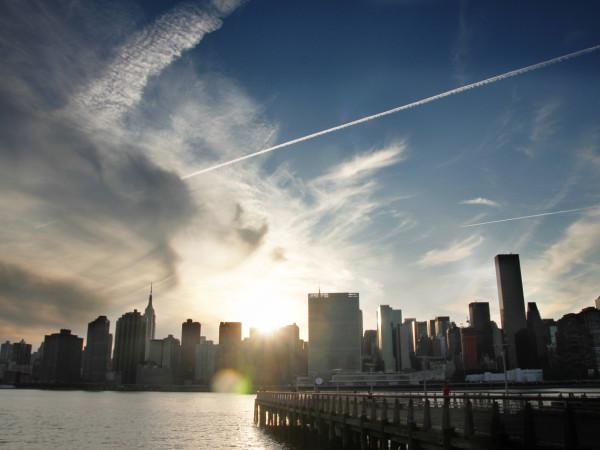 NYC Skyline Sky