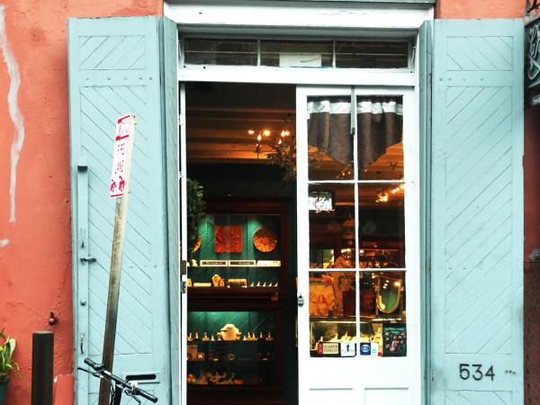New Orleans Doors 1