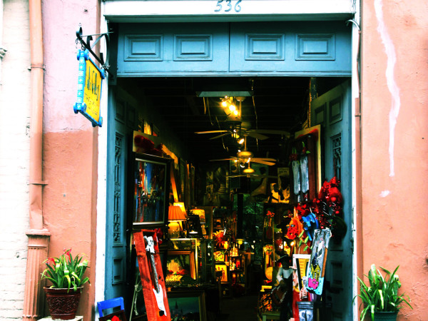New Orleans Doors 3