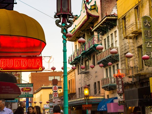 Chinatown San Fransisco